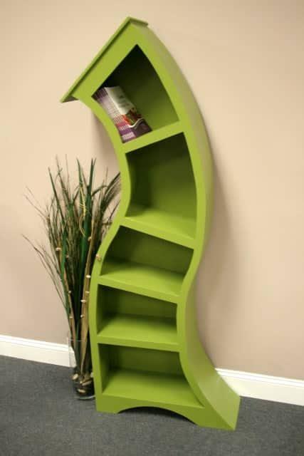 coolest bookshelves youve    storage