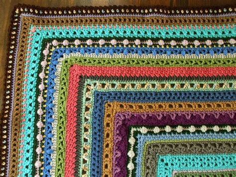 afghan stitch reserved for alison stitch sler afghan in scraps stitches yarns and blankets
