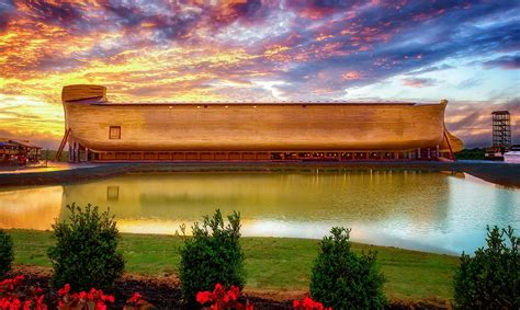 easter atheism conference  ark encounter living waters