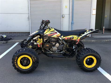 suzuki ltr  ltr road legal   yamaha raptor