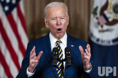 Biden Makes Foreign Policy Address at State Department ...