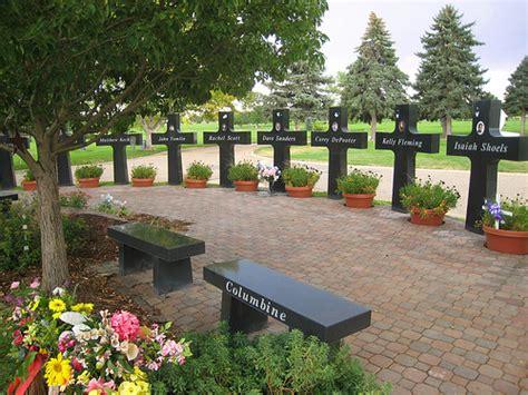 columbine memorial garden the columbine memorial garden