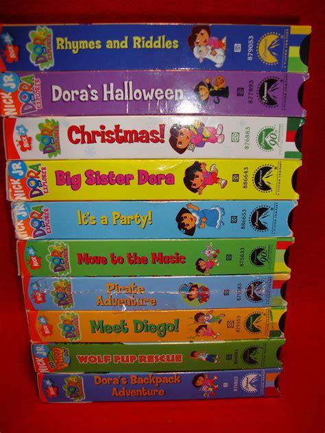 Nickelodeon VHS Collection   Mungfali