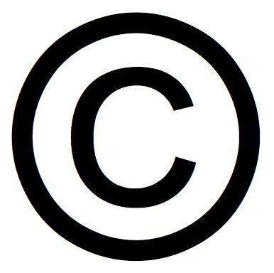 copyright symbol intellectual property