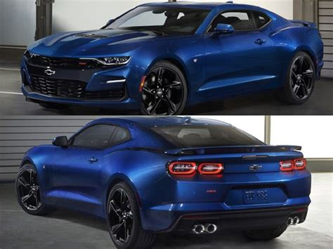 Meet The Refreshed 2019 Chevrolet Camaro