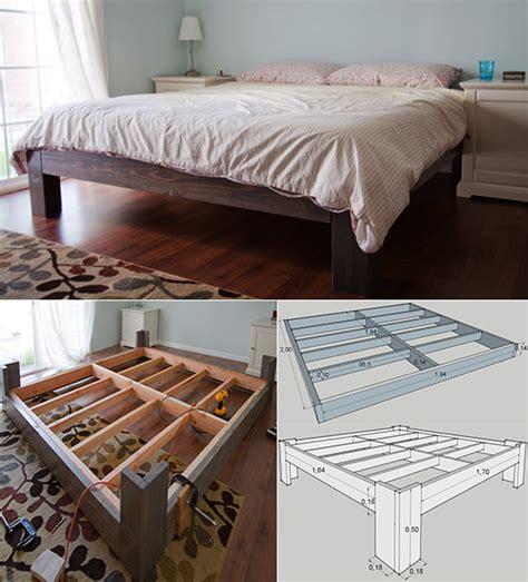 kann aus einem normalen bett ein boxspringbett machen bett selber bauen f 252 r ein individuelles schlafzimmer design freshouse