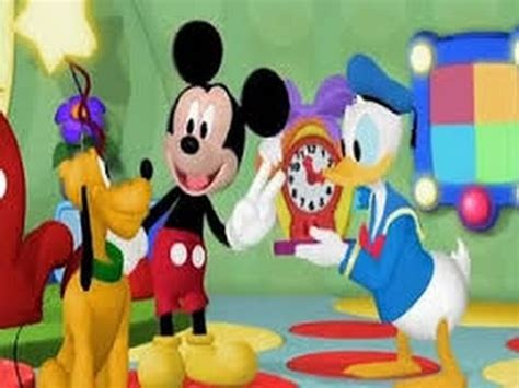 la maison de mickey en franais la maison de mickey la maison de donald dessins anim 233 s en