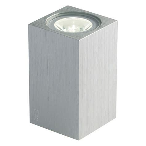 mini cube led lights collingwood lighting mc020 s blue up down mini cube led