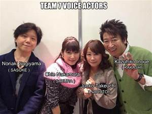 Sasukeu002639s Voice Actor Tumblr