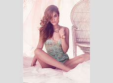 Barbara Palvin For Twin Set Spring Summer Campaign