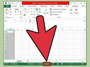 3 Ways To Add In Excel