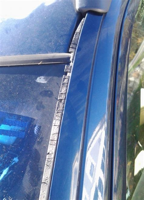 windshield rubber trim volvo forums volvo enthusiasts