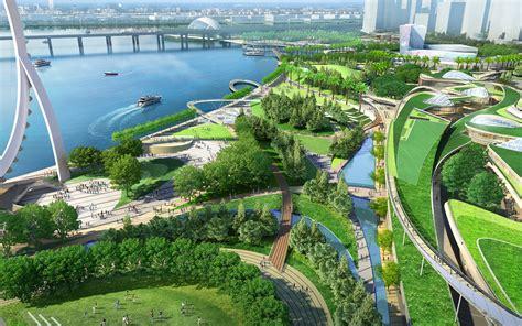 laguardalow architects awarded  prize  master plan