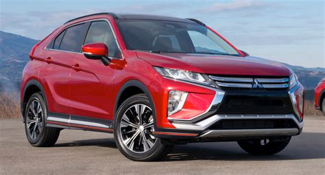 All-New 2018 Mitsubishi Eclipse Cross Is Here To Take On ...