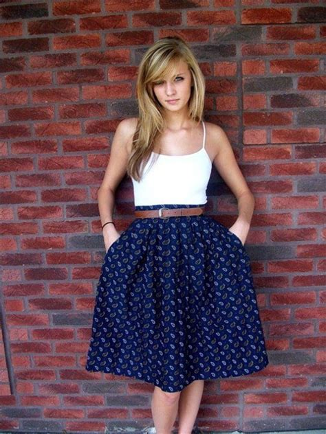 Cute Outfits With Skirts For Summer | www.imgkid.com - The Image Kid Has It!