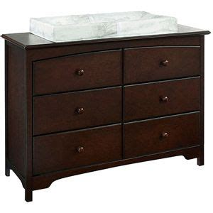Graco Rory Espresso Dresser by Graco 6 Drawer Dresser Espresso Nursery