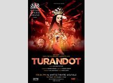 Turandot The Royal Opera at Al Whittle Theatre