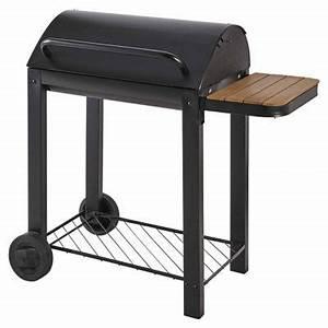 Barbecue Cuve En Fonte : barbecue charbon de bois blooma zephyr castorama ~ Nature-et-papiers.com Idées de Décoration