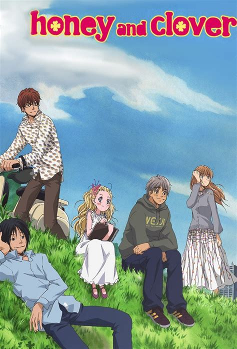 Subscene  Honey and Clover (Hachimitsu to Clover) English
