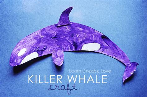 killer whale craft