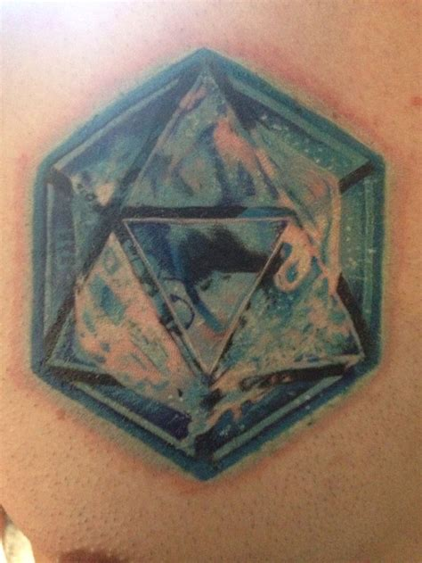 tattoo geometric symbol  water water element tattoo