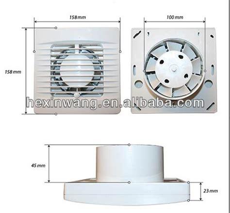 exhaust fans for bathroom windows new zoom 4 quot 100mm bathroom extractor wall window kitchten