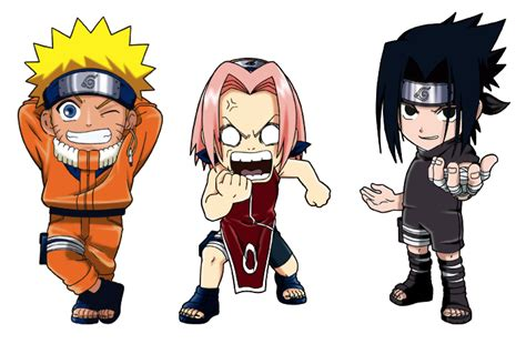 Cute Naruto Wallpaper
