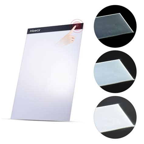 portable light box tracing best aibecy portable a3 led light box drawing tracing