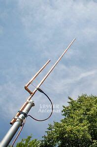 authentic kb9vbr j pole base antenna 2 meter dual band ham radio scanner 713543871548 ebay