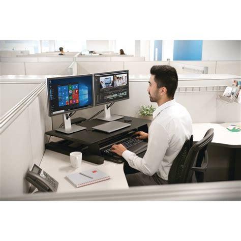 position bureau kensington produits ergonomie bureaux à position