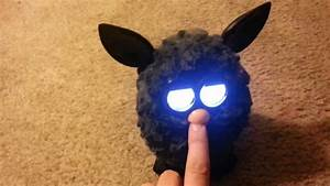 How to turn your furby evil - YouTube
