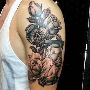 Tattoo Leben Und Tod : die besten 25 sanduhr tattoo ideen auf pinterest tattoo sanduhr des lebens tattoo sanduhr ~ Frokenaadalensverden.com Haus und Dekorationen