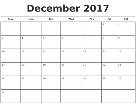 calender outline 2017 monthly calendar template weekly calendar template