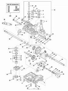 Simplicity Transmission Service Kits  Delete  Parts