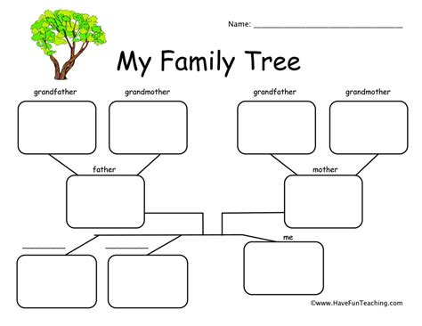 resources social studies family worksheets
