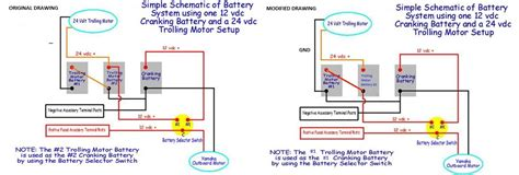 How To Start A Boat by Can I Jump Start From 24volt System The Hull