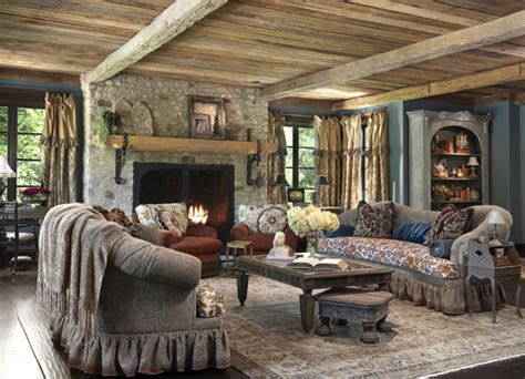 cozy home interior design creating a country cottage look in your home