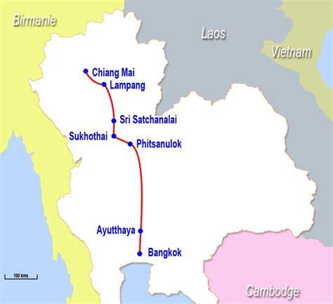 couvre si鑒e circuit bon marché thailande chiang mai et guide francophone