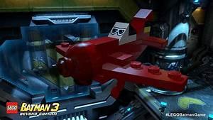 LEGO Batman 3: Beyond Gotham Plastic Man Plane Revealed ...