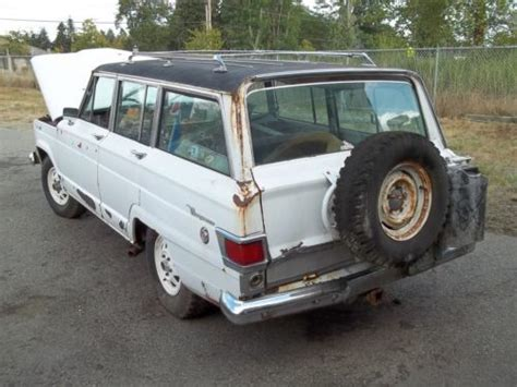 jeep kaiser wagoneer purchase new 1969 kaiser jeep wagoneer in yelm washington