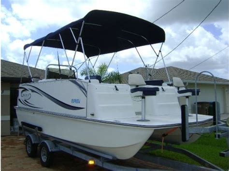 Beachcat Pontoon Boats For Sale by Beachcat Boats For Sale