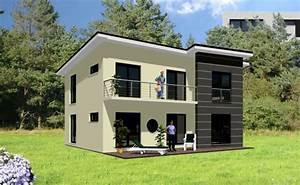 Erker Anbauen Beispiele : fertighaus pultdachhaus mit erker und balkon auch als ~ Lizthompson.info Haus und Dekorationen