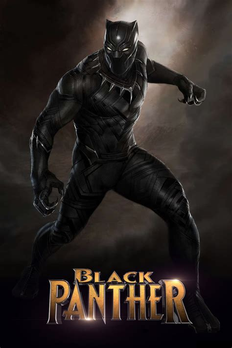 Black Panther Posters The Movie Database Tmdb