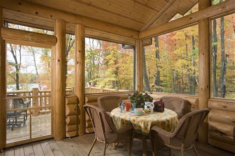 log home  sunrooms lofts office expedition