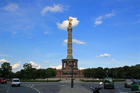 berlin victory column tiergarten berlin civic arts project