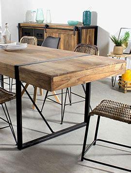 table ronde cuisine design table à manger bois massif ovale et carrée made in meubles
