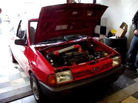ford festiva bp swap