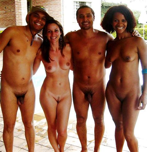 Couples Standing Naked Together 217 Pics