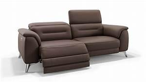 Ledercouch 3 Sitzer : gandino 3 sitzer ledercouch couch kaufen sofanella ~ Indierocktalk.com Haus und Dekorationen