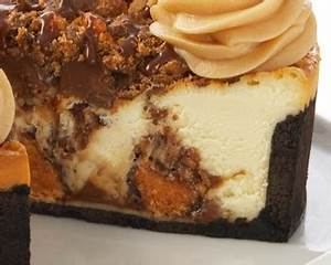 ADAM'S PEANUT BUTTER CUP FUDGE RIPPLE: Cheesecake, Reese's ...